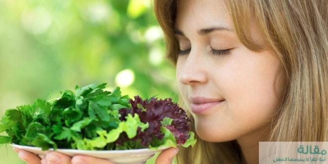 تاثير رائحة الطعام علي زيادة الوزن
