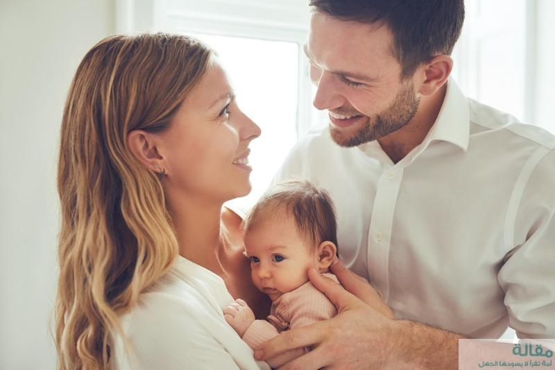 طرق تساعدك علي استعادة اهتمام زوجك بعد الولادة