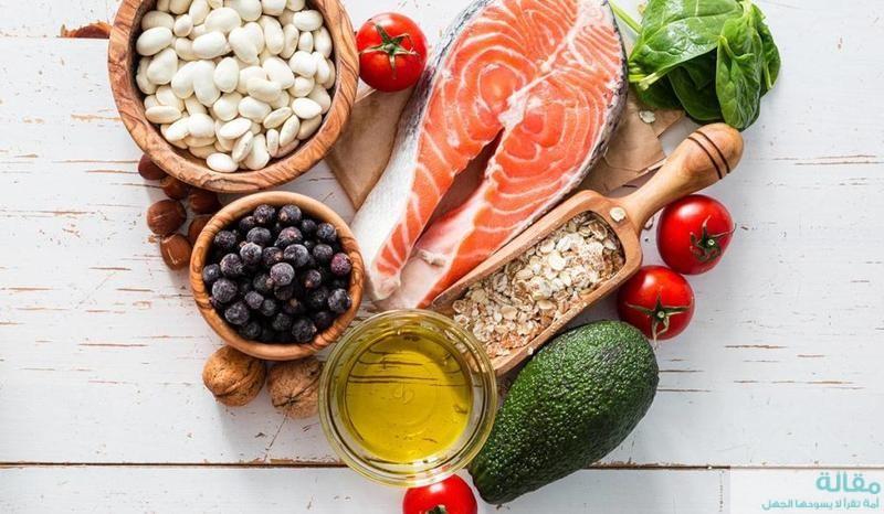الأطعمة التي تساعد على التخلص من الكرش