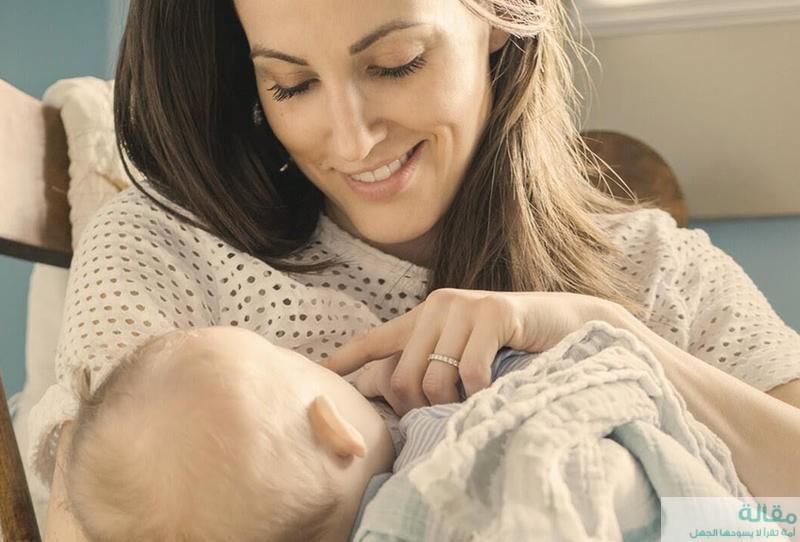 الأسباب التي تؤدي الي حدوث حمل أثناء فترة الرضاعة