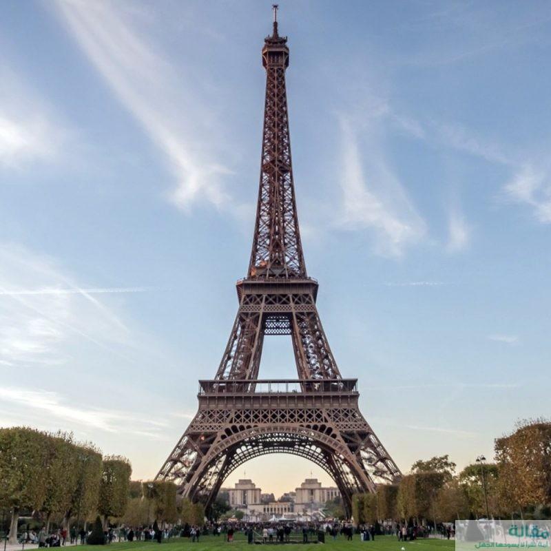 دليلك لزيارة برج ايفيل بباريس