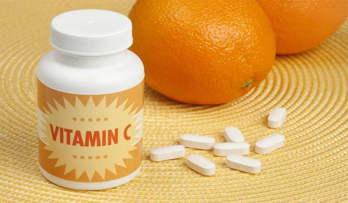 أضرار فيتامين سي