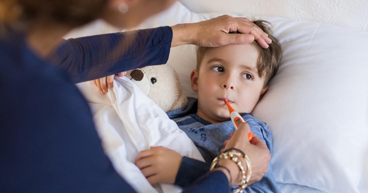 ماهي أعراض كوفيد19 عند الأطفال