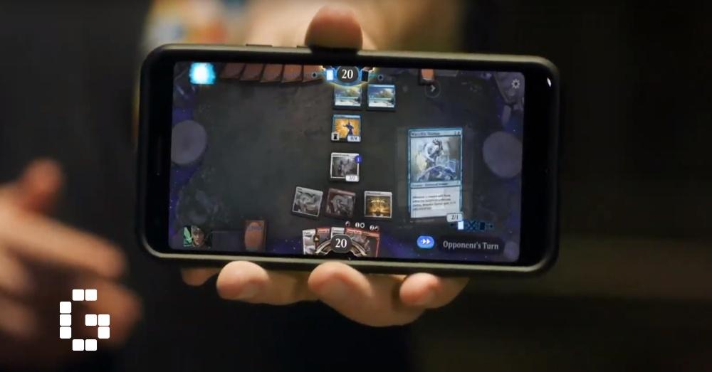 إطلاق تطبيق MTG Arena للهاتف المحمول بالكامل