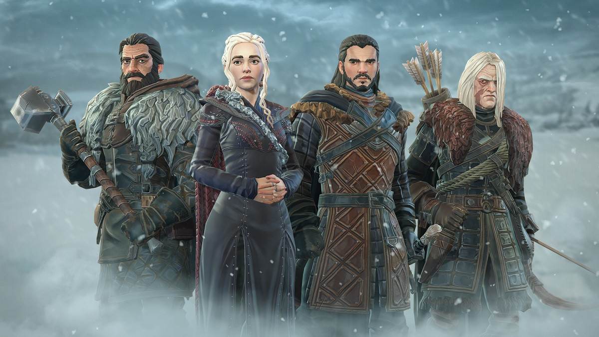 الربح من لعبة Game of Thrones