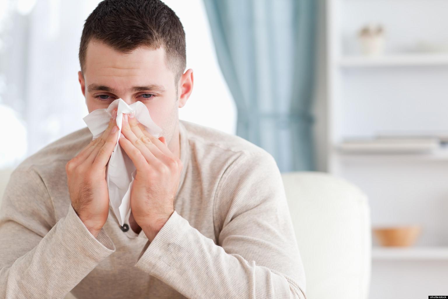 مجموعه علاجات الايورفيدا لمحاربة البرد أو الانفلونزا
