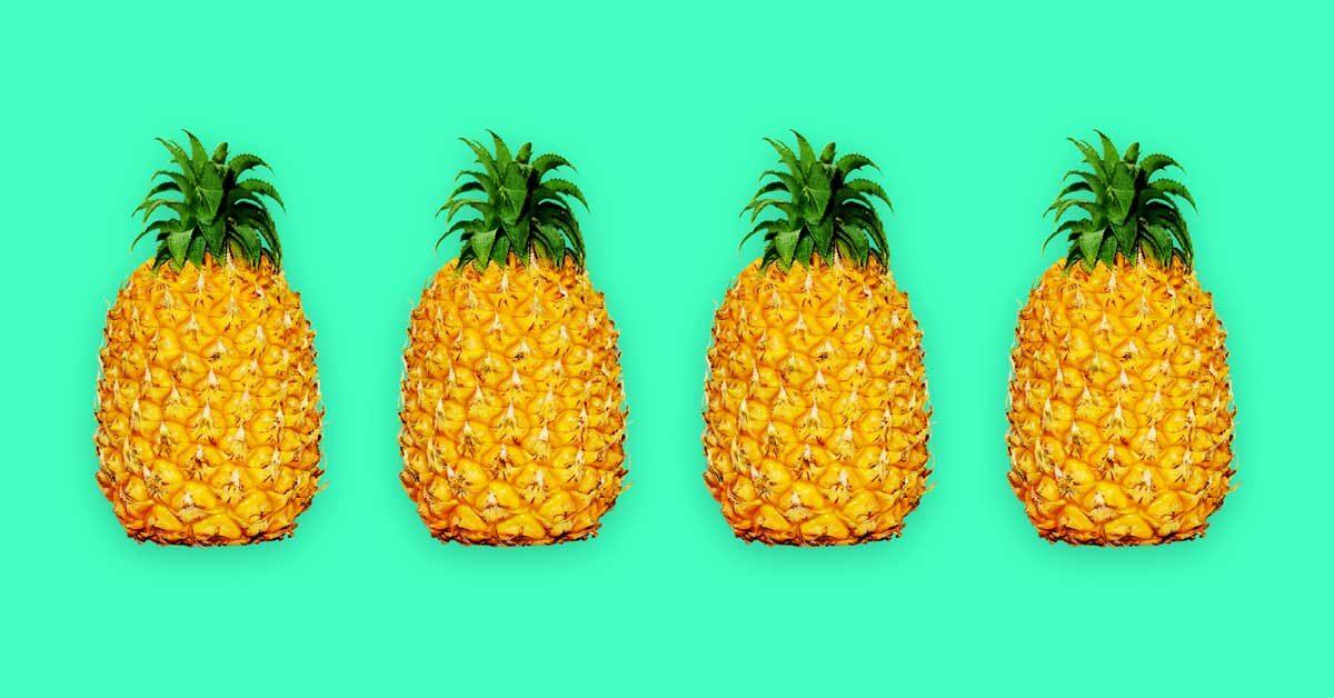 وكل ما تريد معرفته عن فاكهة الأناناس