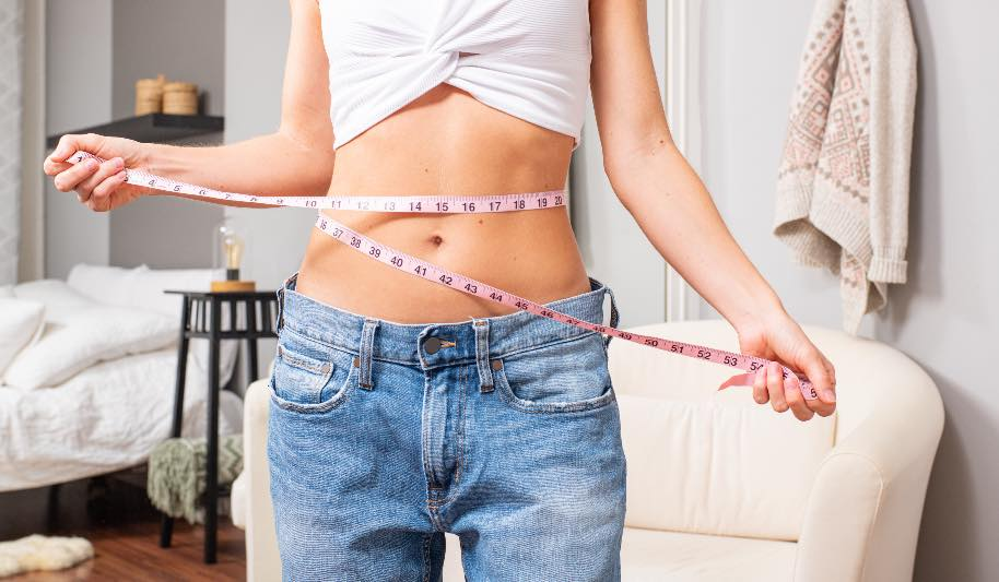 فقدان الوزن في مقتبل العمر