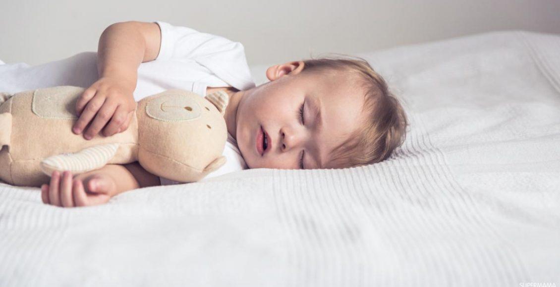 مجموعه نصائح للتخلص من قلق طفلك من النوم