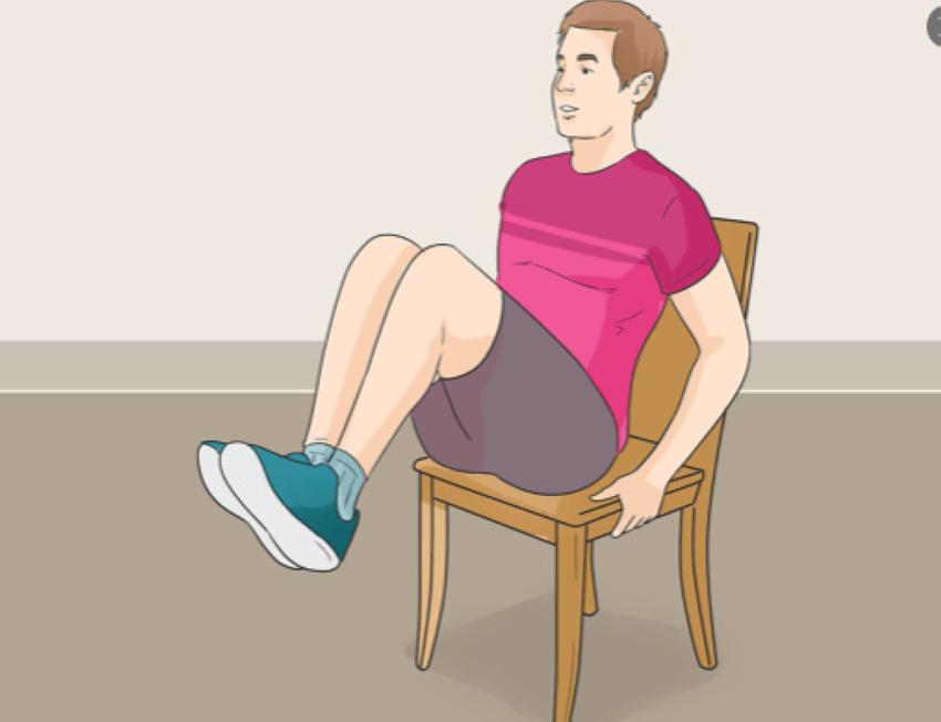 مجموعه تمارين يوميا لمنع جراحة الركبة