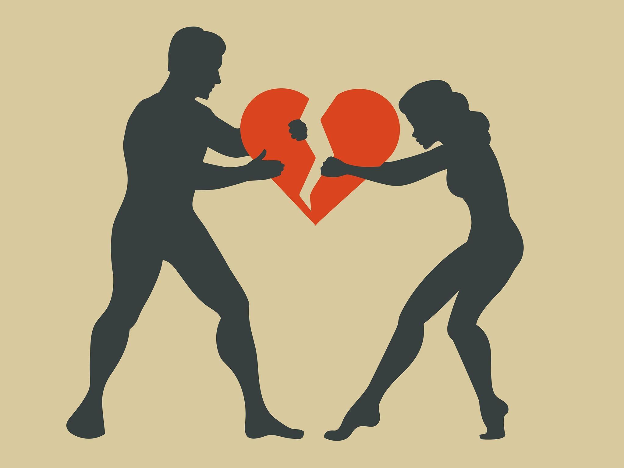 مجموعه علامات تدل على أن زواجك يتجه نحو الطلاق