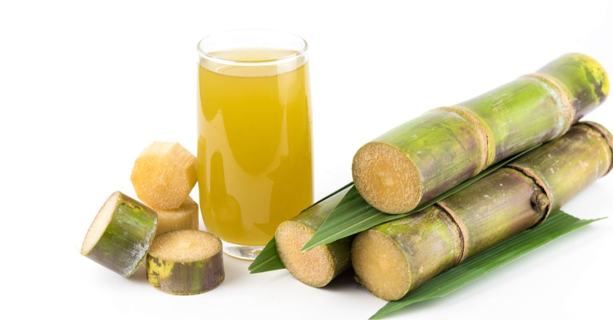 مجموعه فوائد عديدة لتناول عصير قصب السكر