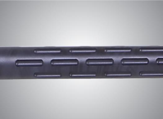 Stainless Steel Match Grade Barrel With Skip Line Fluting