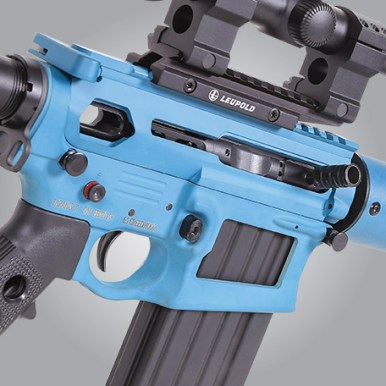 TactiQuick™ Safety & M-one/A-one™ Charging Handle