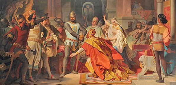 Kaiser Friedrich I Barbarossa