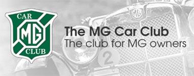 MGCC Car Club