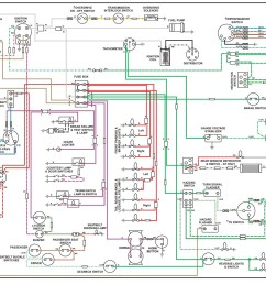 electrical system mgb headlight wiring diagram [ 2389 x 1554 Pixel ]