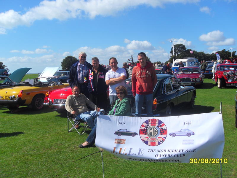 Old Timers Rally (Folkestone) 30th August 2010