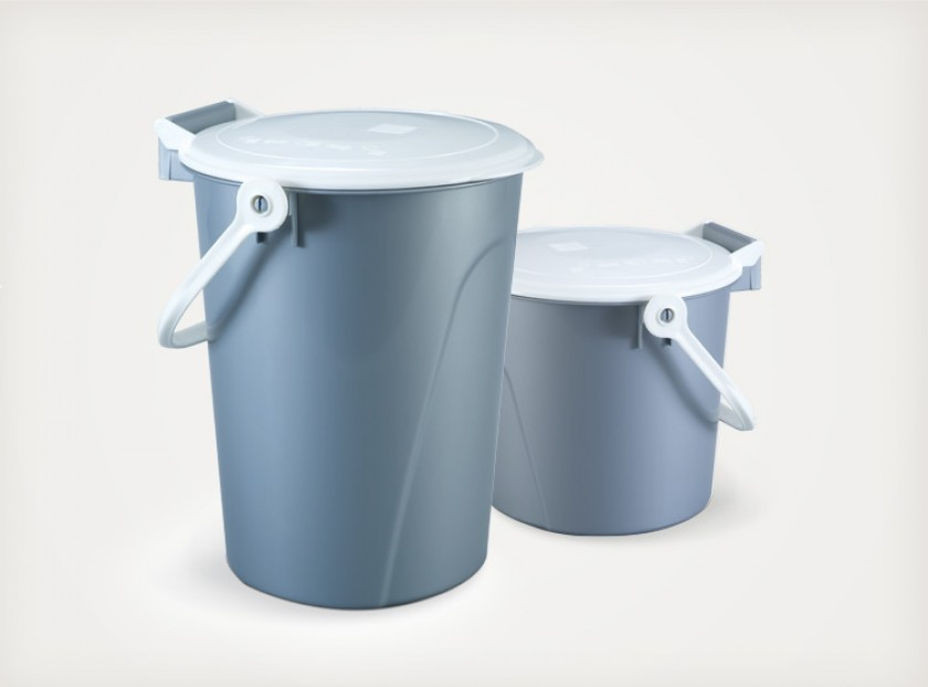 kitchen caddy bar table for small mgb plastics inner kerbside box range 5 7 litre food waste