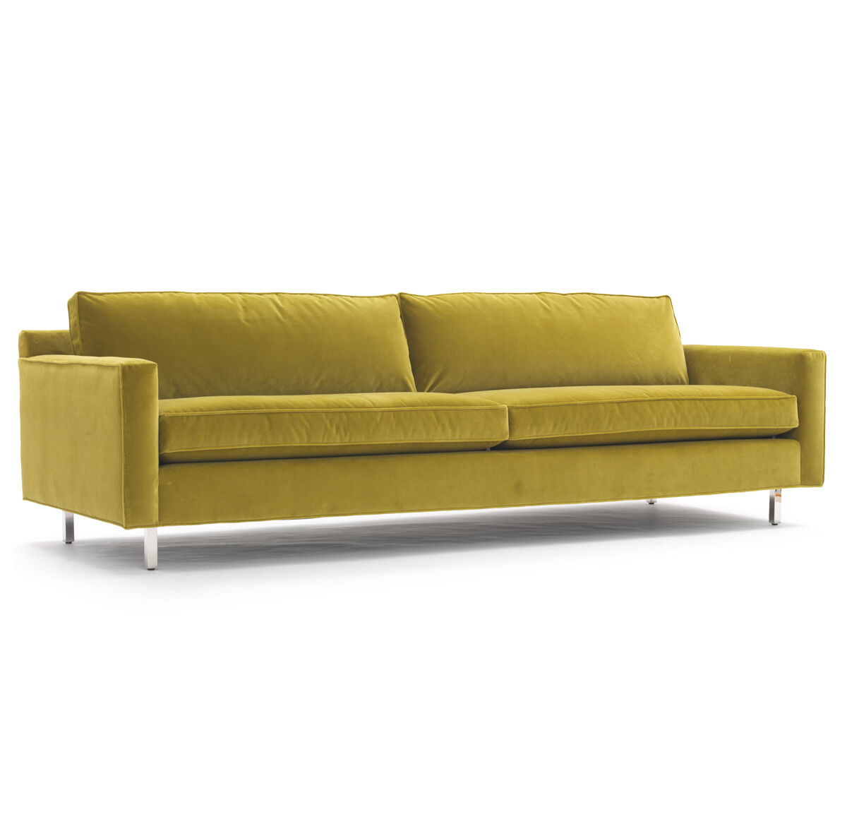 mitc gold hunter sofa flexsteel motorhome sofas