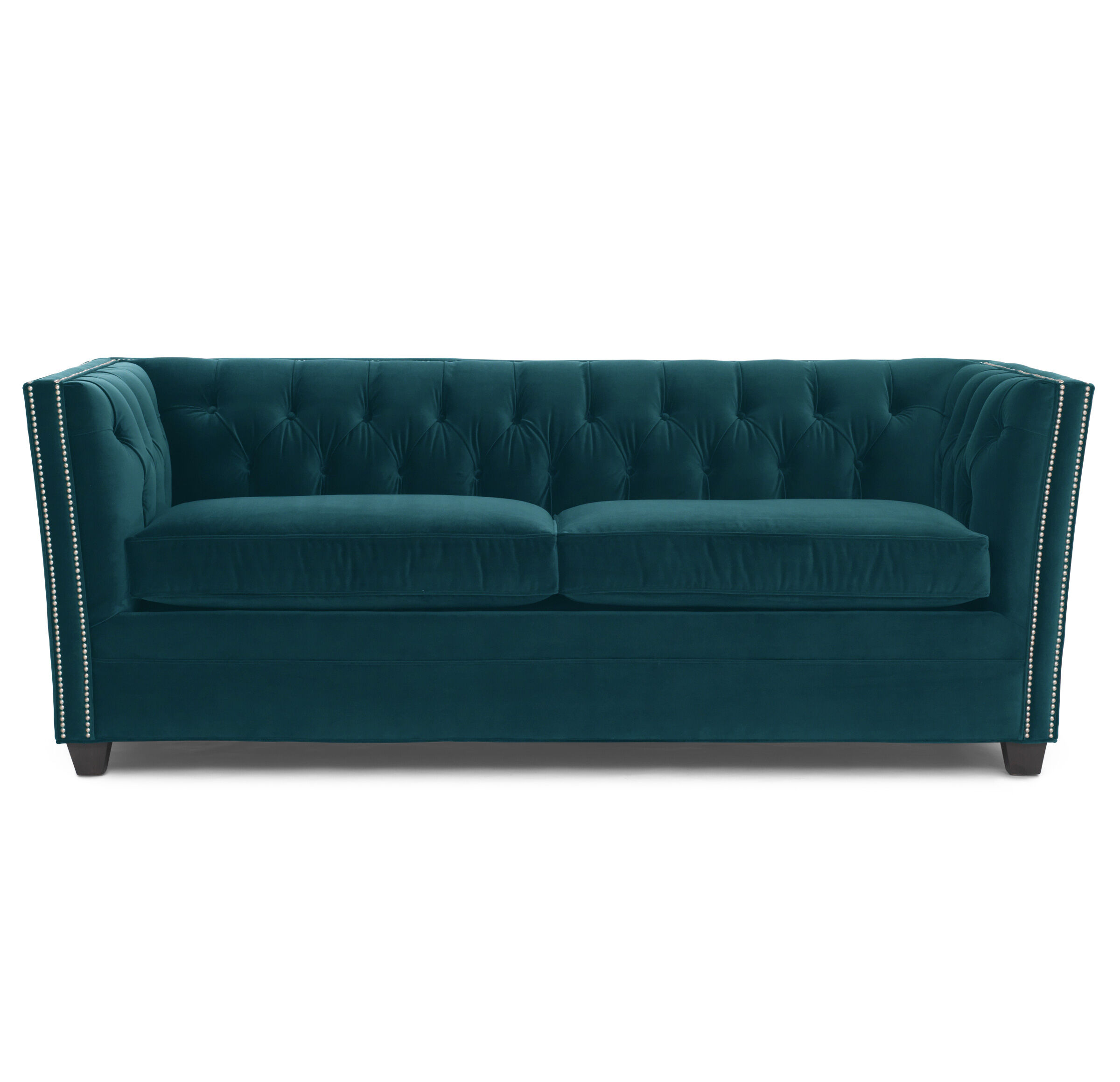 luxe 2 seat sofa slipcover holly golightly sleeper sofas fiona super queen