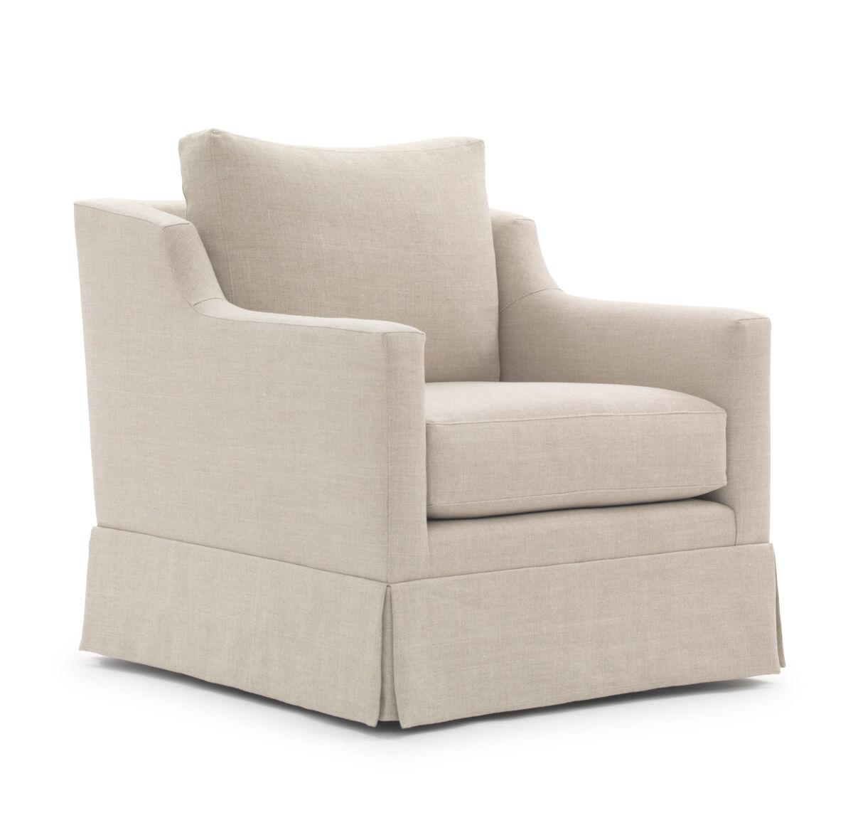 swivel chair keeps turning nice folding chairs gigi skirted return