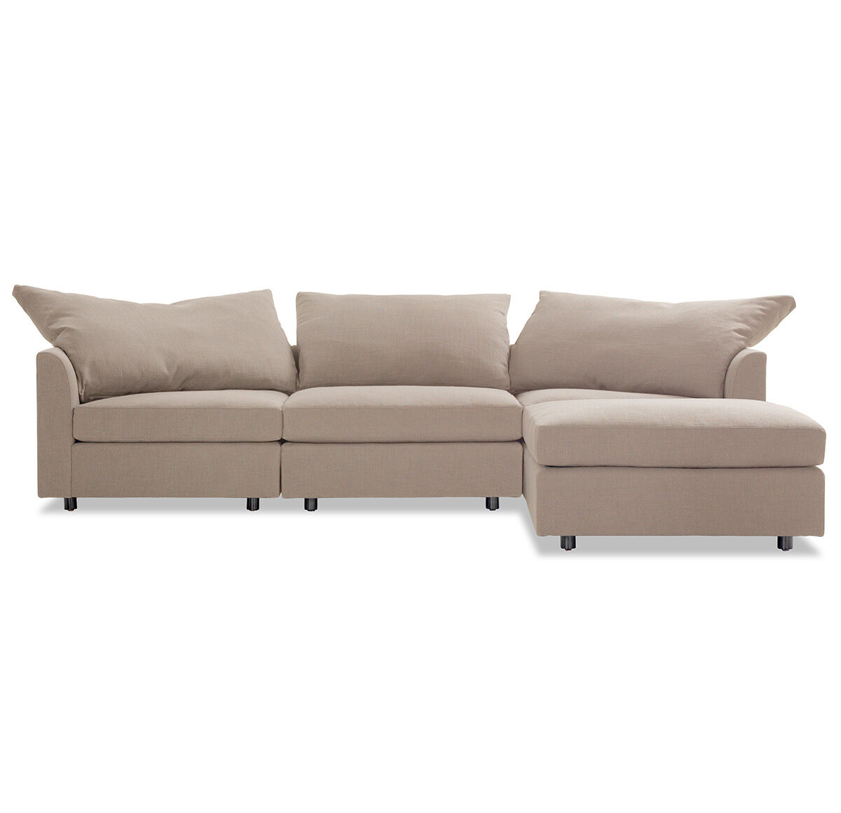 alex ii 89 sofa slipcover two piece sectional with chaise mgbw | brokeasshome.com