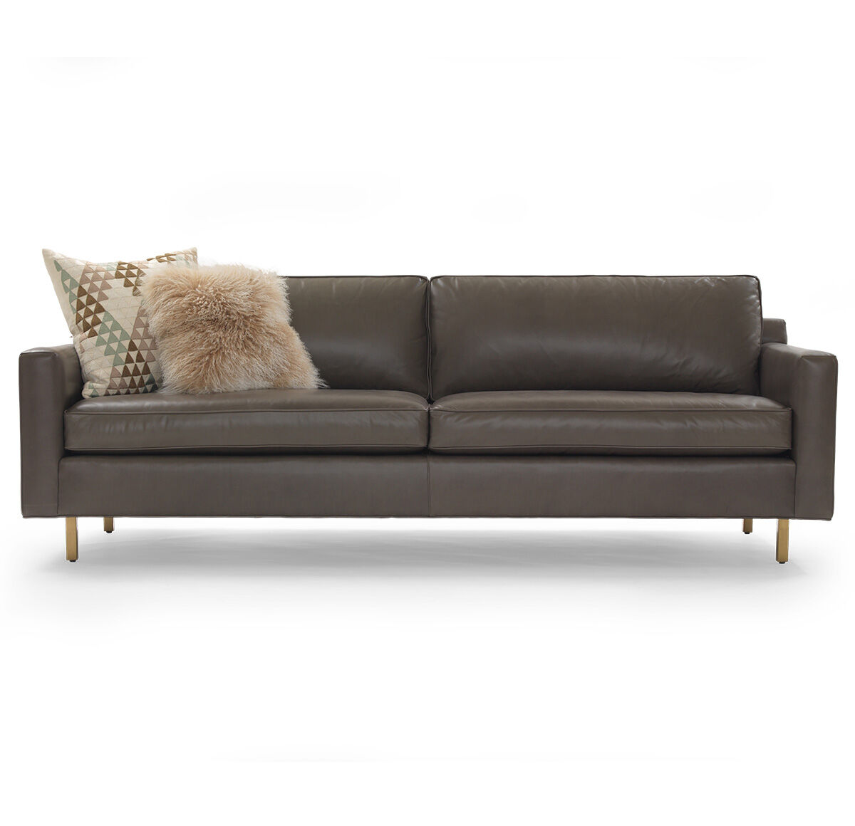 gold leather sofa set spread finelymade furniture