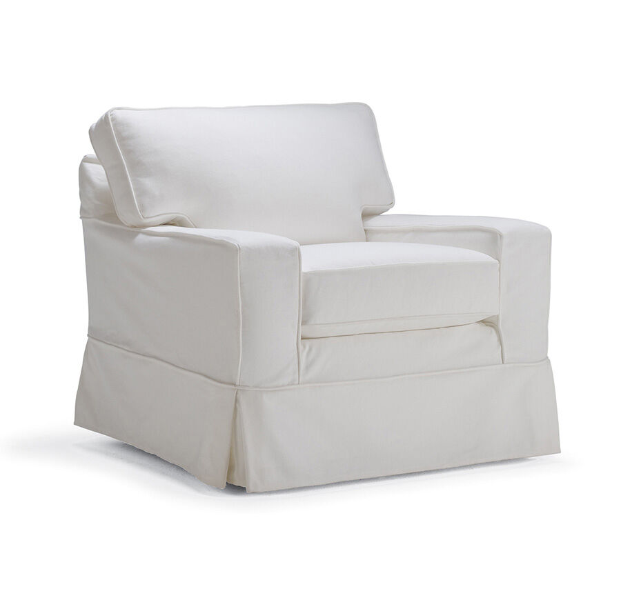 cheap glider chair for office alex ii swivel slipcover hi res