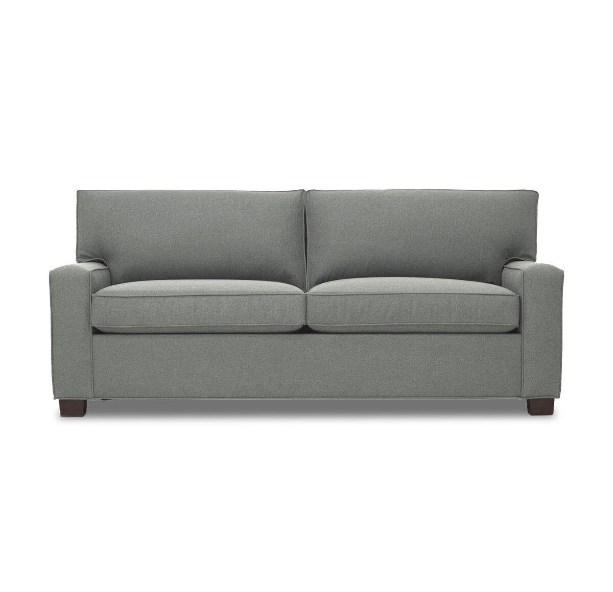 luxe 2 seat sofa slipcover rochester west elm reviews alex queen sleeper hi res