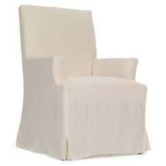 Dining Chair Covers Bed Bath And Beyond Suede Office Julia Arm Slipcover