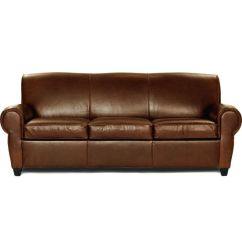 Leather Vs Fabric Sofa Cats Home Theatre Sofas Philippe Luxe Queen Sleeper