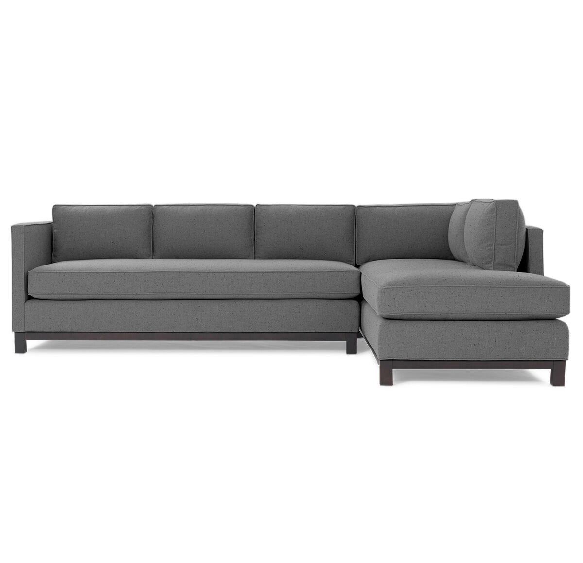 mitc gold hunter sofa dwell studio review clifton sectional by bob williams