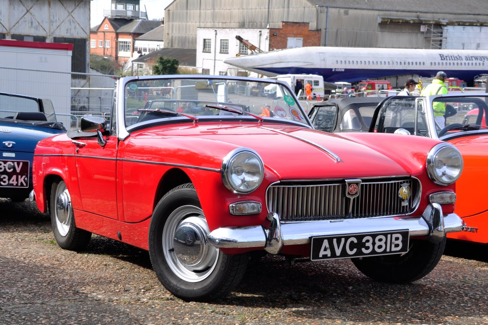 medium resolution of mg midget forum