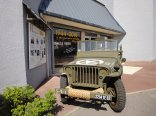Jeep at the 39/45 Museum
