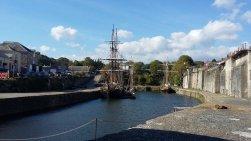 5-Charlestown harbour