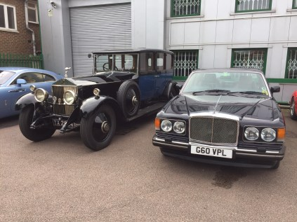 East India Club 1928 Rolls - one family owned from new!