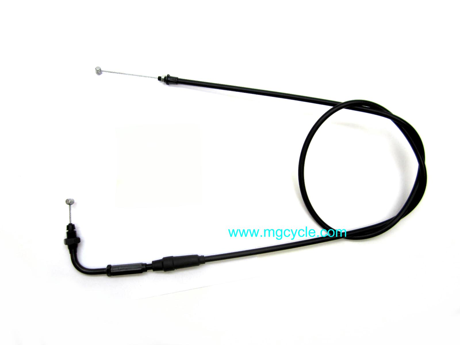 cables : MG Cycle, Moto Guzzi Parts and Accessories