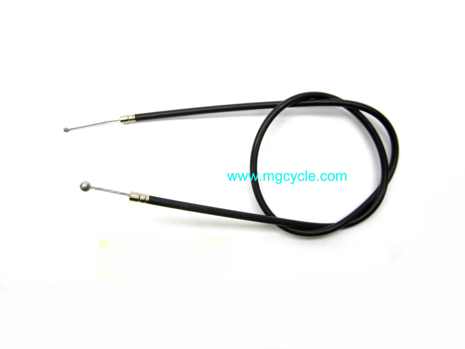 throttle cables : MG Cycle, Moto Guzzi Parts and