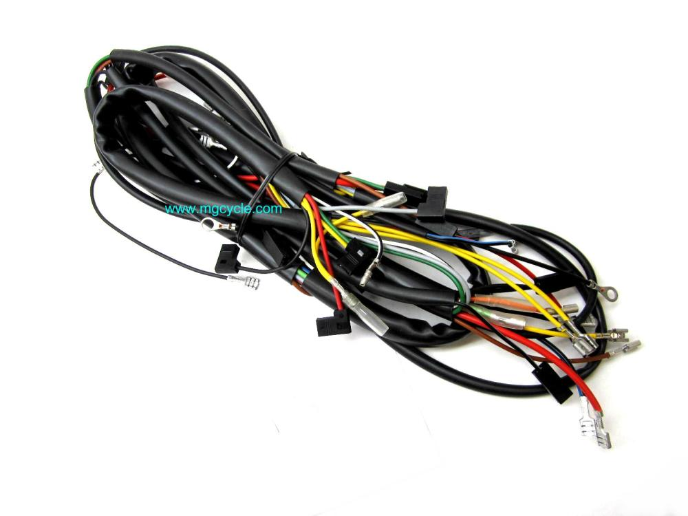 medium resolution of main wire harness v7 sport 750s