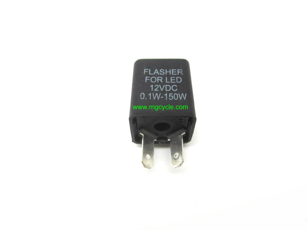 medium resolution of turn signal flasher relay heavy duty 2 terminal