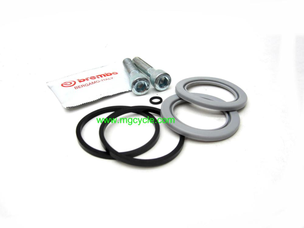 medium resolution of brembo caliper seal kit for f09 caliper rear sp1000