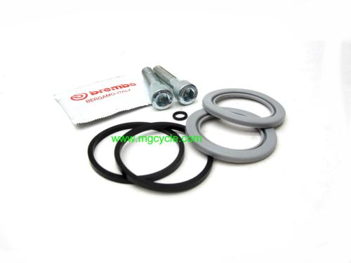 small resolution of brembo caliper seal kit for f09 caliper rear sp1000