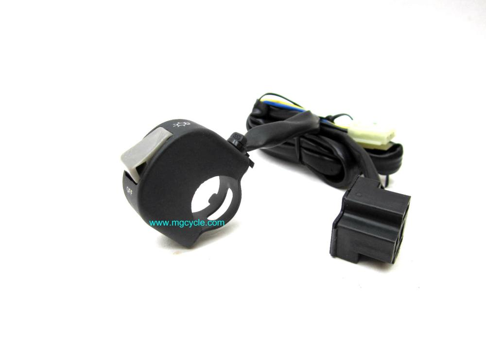medium resolution of headlight switch handlebar switch on off