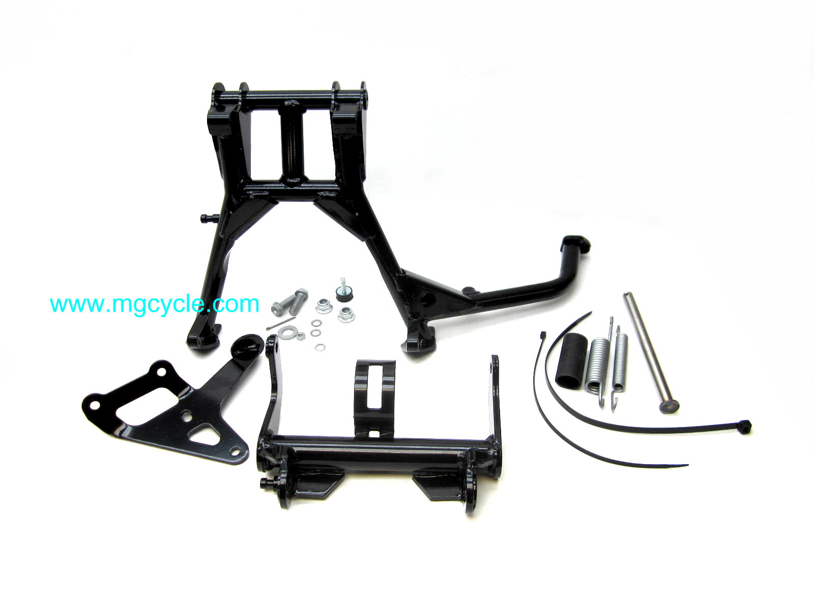 stands : MG Cycle, Moto Guzzi Parts and Accessories