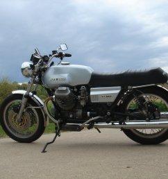 1976 moto guzzi 850 t3 click to enlarge [ 1024 x 768 Pixel ]