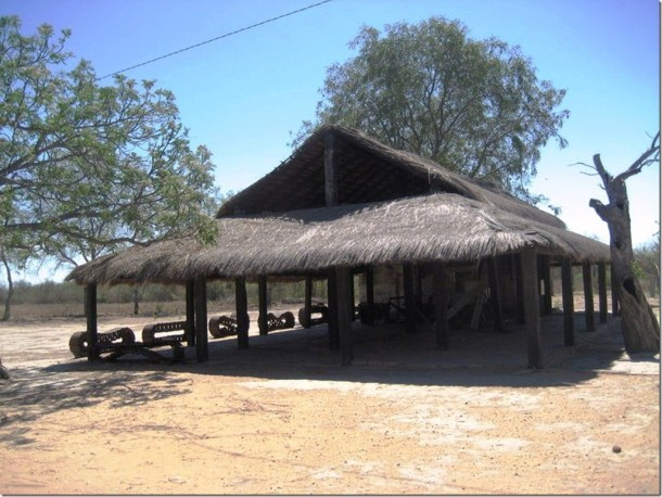 2008_08_31 Paraguay Chaco (13)