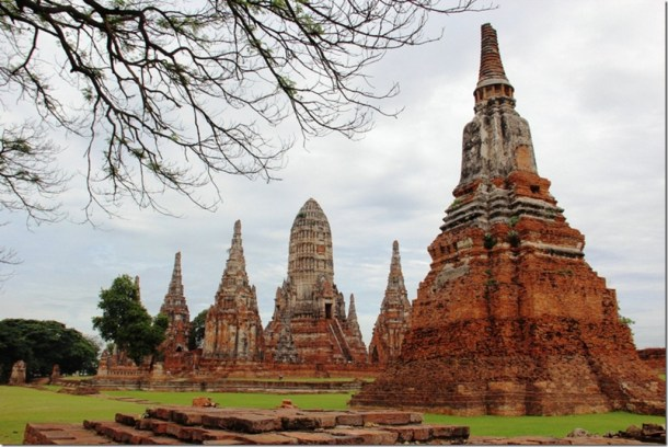 2012_08_11 Thailand Ayutthaya Wat Chaiwatthanaram (17)