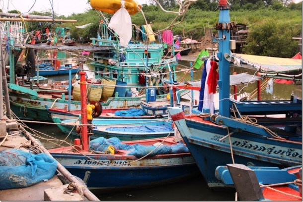 2012_09_16 Thailand Hua Hin Fishing Village (12)