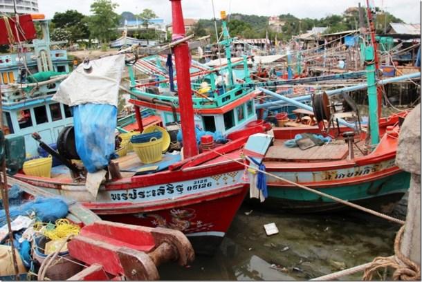 2012_09_16 Thailand Hua Hin Fishing Village (13)